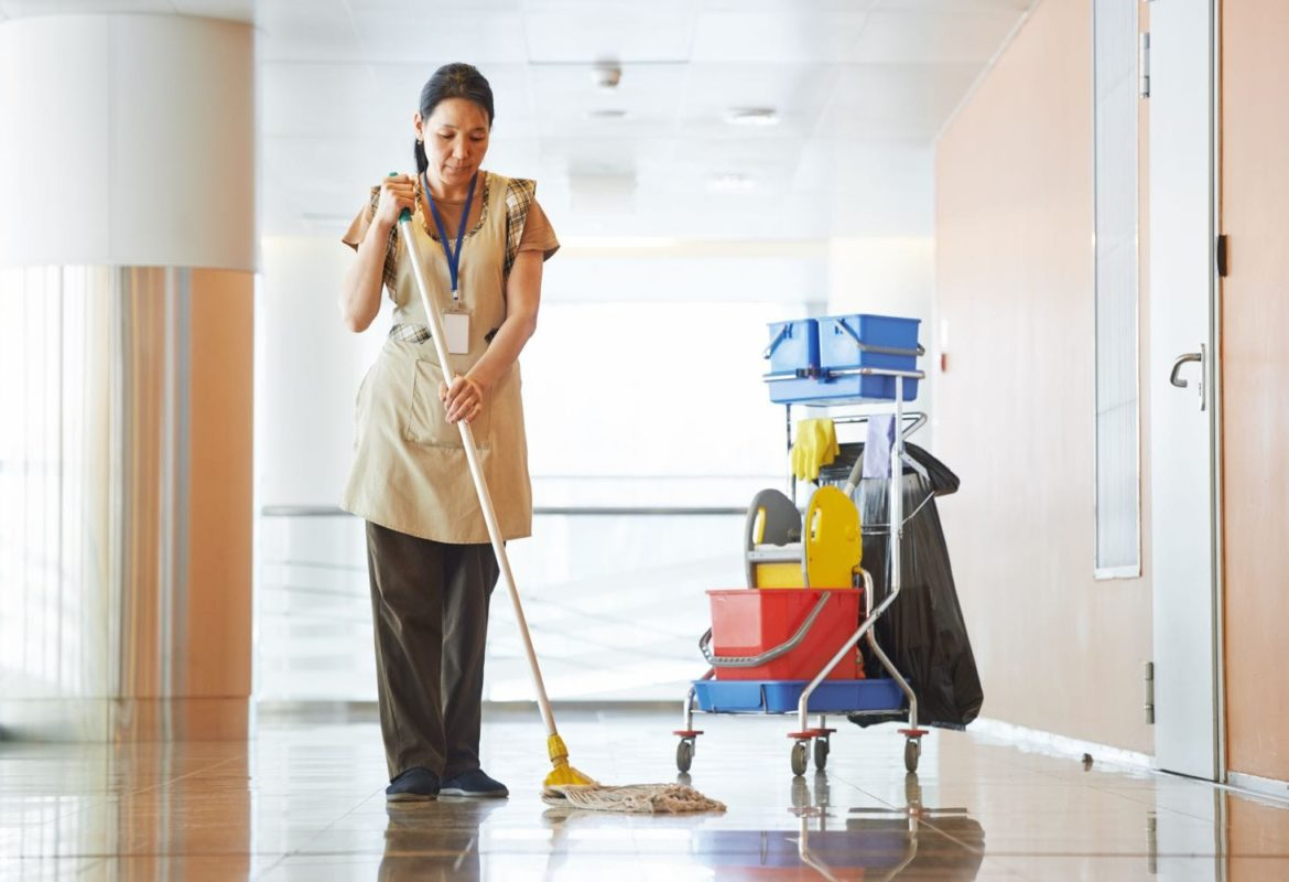 Avail Punctual Cleaning Services from the Leading Brand
